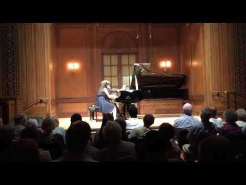 video:2015 PYPA Final Concert: Lavignac Galop Marche (one piano eight hands)