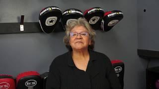 Peggy   KNS Martial Arts   Testimonial