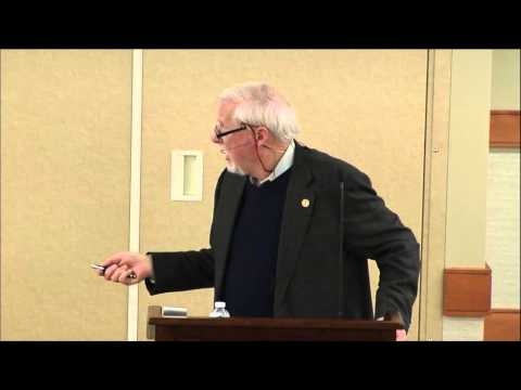 """2014 Great Decisions Lecture:  """"Turkey's Challenges"""" by Ret. Col. Robert Hervey"""