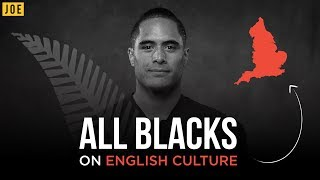 All Blacks vs English culture | How much do New Zealand Rugby Team know about David Beckham and Co