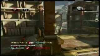 TAiiNteD PuLsEz 1st Gears Of War 3 Montage