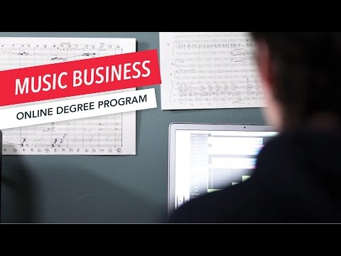 Degree Overview: Music Business