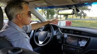 Toyota Corolla - Test de ESP