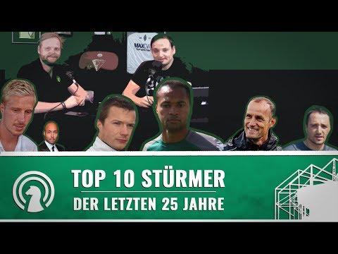 Top 10 - Borussias beste Stürmer der letzten 25 Jahre | #DieFohlen #Sommerpause