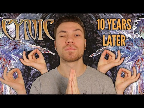 "CYNIC's ""Traced in Air"" 10th Anniversary 