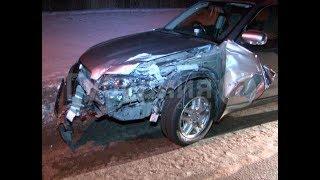 Нетрезвый водитель разбил две иномарки хабаровчан и пытался скрыться. MestoproTV