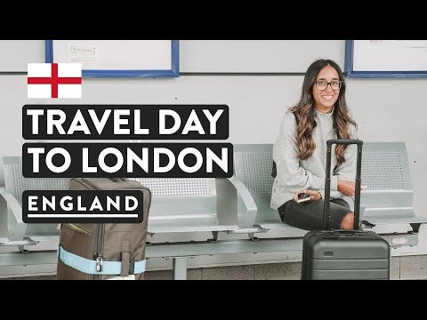 LEAVING CROATIA - Travel Day To London | Croatia & England Travel Vlog