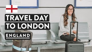 LEAVING CROATIA - Travel Day To London | Croatia & England Travel Vlog