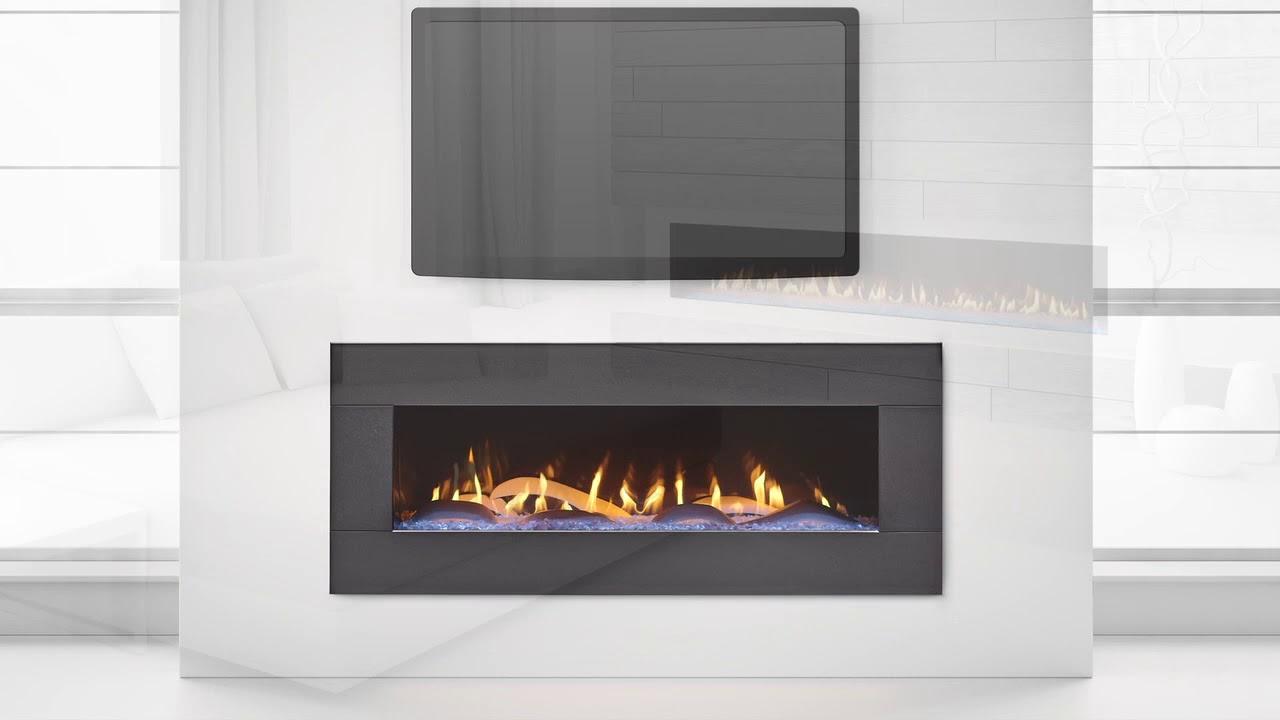 heat u0026 glo primo series gas fireplace youtube