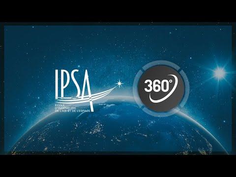 Découvrez l'IPSA en immersion à 360°