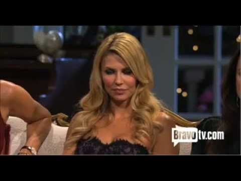 The Real Housewives of Beverly Hills  Season 3  Reunion  Adrienne's Final Act as a Housewife