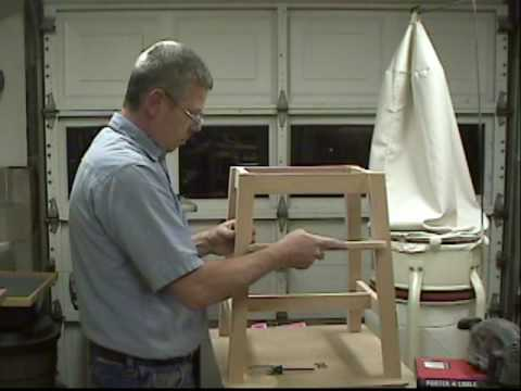 Build a High Chair Part 4