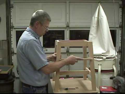 Build a High Chair Part 4