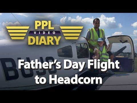 Father's Day Flight to Headcorn