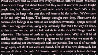 Thought Riot - Save the Humans (2002)