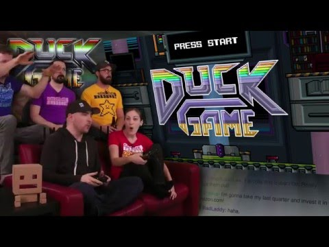 Duck Game AWESOME!