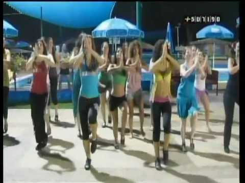 Waka Waka On TV (Sport Chanal) - With Dikla Damty & Yael Ringel