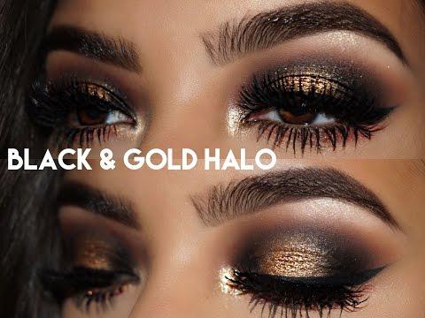 Huda Beauty Rose Gold Palette Eye Makeup