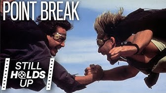 'Hand Me That Bag Of Money' 🏄 Why Point Break (1991) Still Holds Up