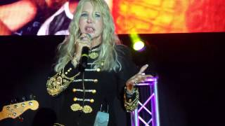 "Ivana Spagna - ""Straight to hell"""