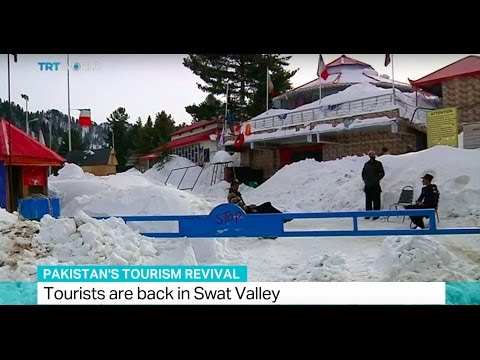 Pakistan's Tourism Revival: Tourists are back in Swat Valley