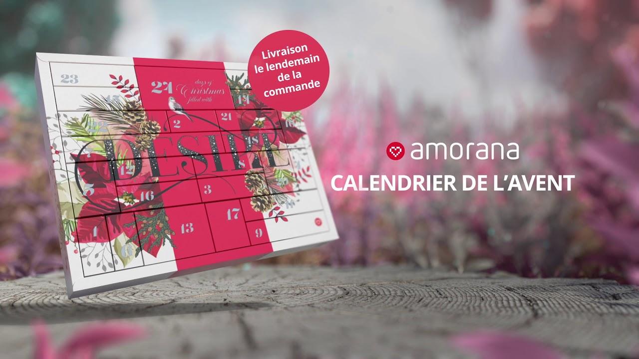 Calendrier De Lavent 2019 Adulte.Acheter Le Calendrier De L Avent Adulte 2019 Classic Amorana Ch