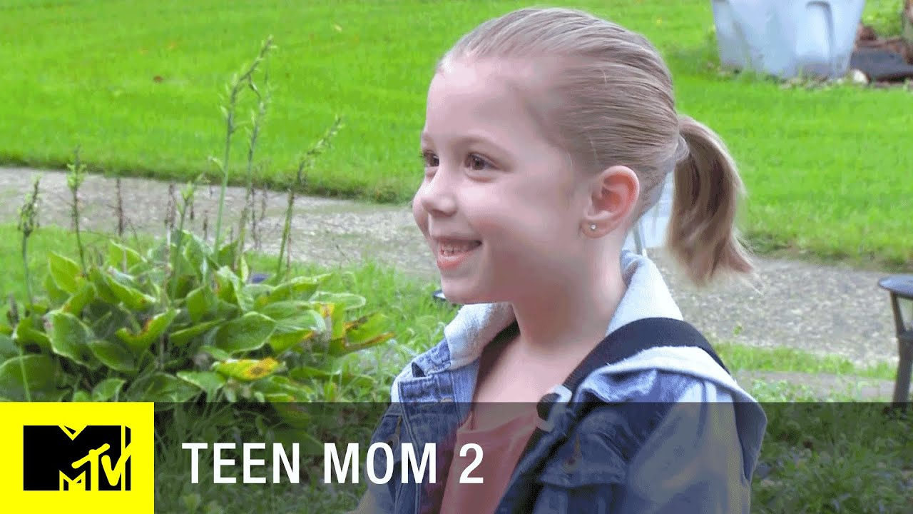 Teen Mom 2 Season 7  Aubrees First Day Of -9880