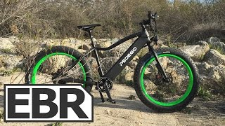 2016 Pedego Trail Tracker Video Review