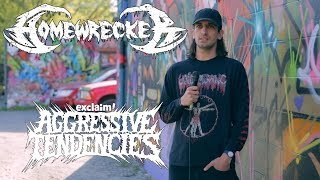 Homewrecker: from crusty hardcore to death metal punks on 'Hell Is Here Now' | Aggressive Tendencies