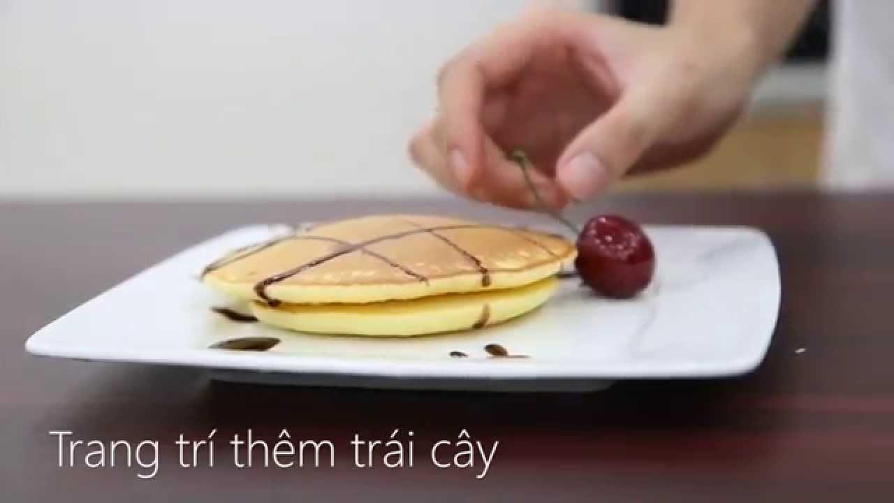 Cách làm bánh Pancake ngon ngất ngây | Điện máy XANH