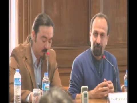 Asghar Farhadi'den Canlı Yayında Sinema Dersi