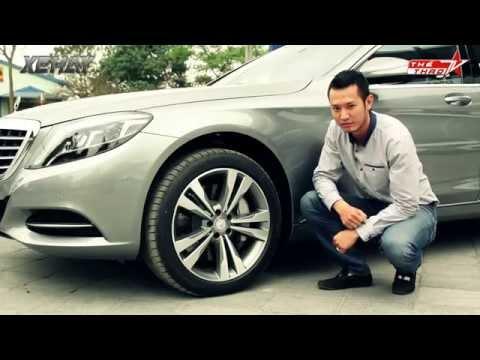[Review] Đánh giá xe Mercedes S500 Việt Nam lắp ráp