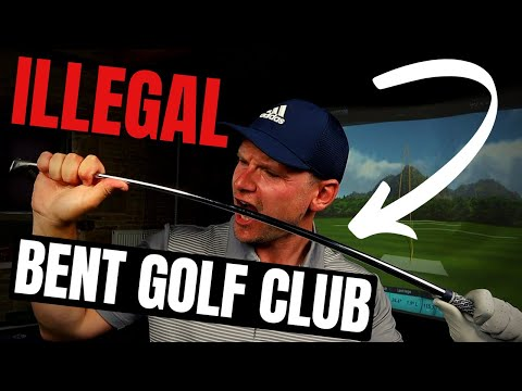 ILLEGAL BENT GOLF CLUB - Could This Transform Your Game?!