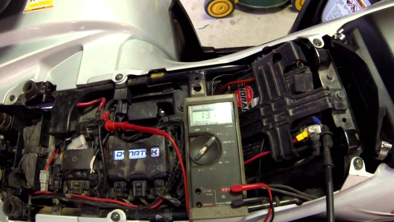 Kawasaki Voltage Regulator Test Motorcycle Image Idea Fd750 Wiring Diagram Download 1280 X 720