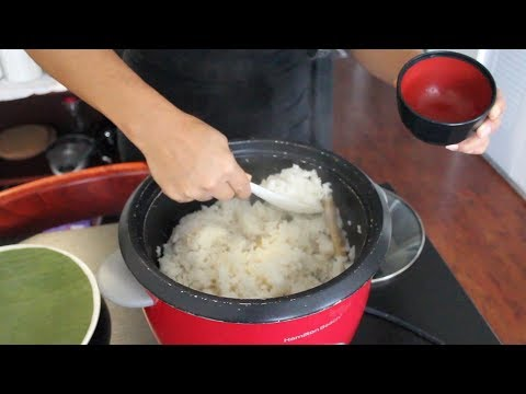 Resep NASI UDUK Dengan Rice Cooker (RE-UPLOAD)