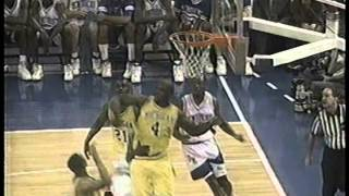 04/03/1993 NCAA National Semifinal:  W1 Michigan Wolverines vs.  SE1 Kentucky Wildcats