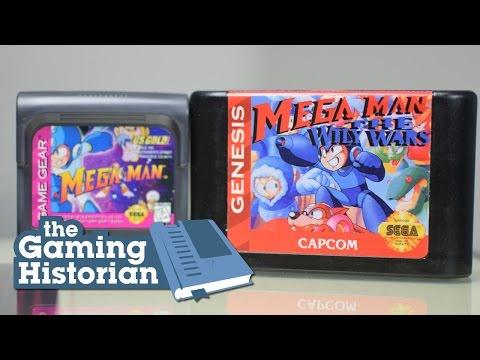 Mega Man Games On Sega - Gaming Historian