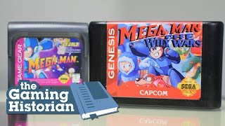Mega Man on Sega - Gaming Historian