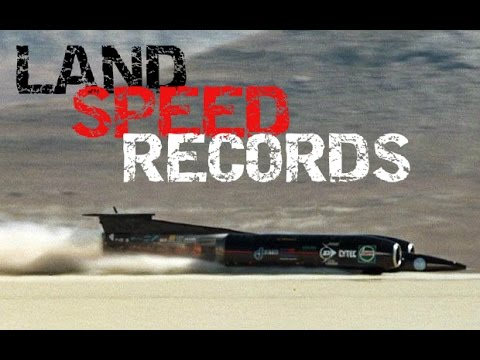 BEST LAND SPEED RECORDS|FASTEST SPEED RECORDS COMPILATION 2016
