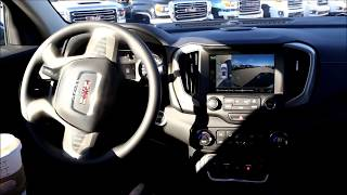 How to use Perpendicular Parking on your 2018 GMC Terrain