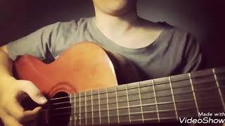 [Guitar] Mashup lỡ duyên ||Hà bé0 cover