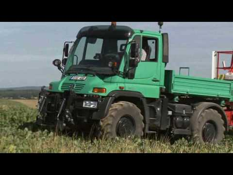 Unimog - Making agricultural logistics more cost-effective