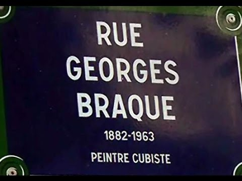 Rue Georges Braque Paris Arrondissement  14e