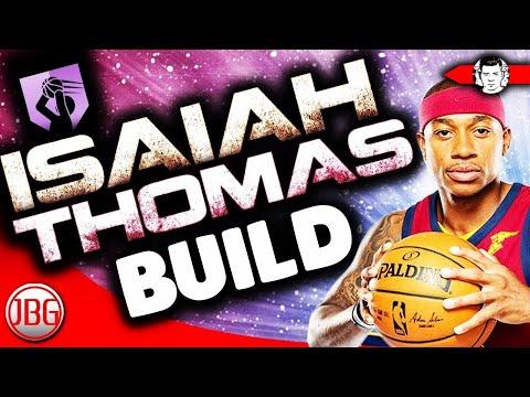 NBA 2K18 Isaiah Thomas ARCHETYPE for MyCAREER - NBA 2K18 Tips by JackedBillGaming