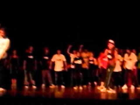 Aniversario # 39 de Universal Zulu Nation En Medellin, Colombia  (Breakdance.) Original Skillz Crew.
