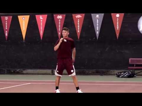 2017 Texas A&M Men's Tennis Highlight Video