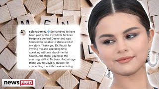 More celebrity news ►► http://bit.ly/subclevvernews what selena wants, gets. and now her birthday promise all the way back from july is finally coming...
