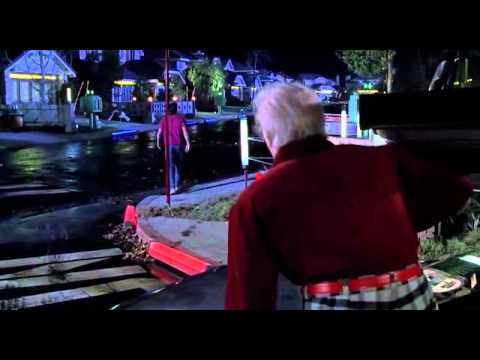 Biff Steals DeLorean