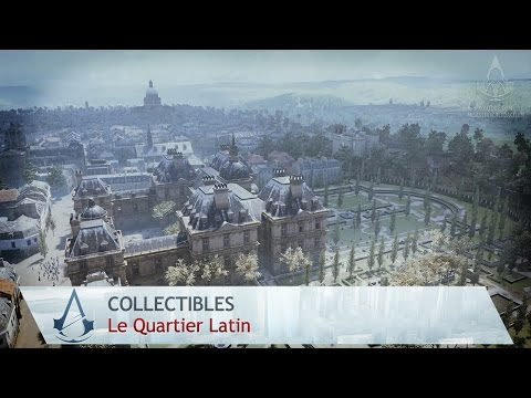 Assassin's Creed: Unity - All Collectibles - Le Quartier Latin