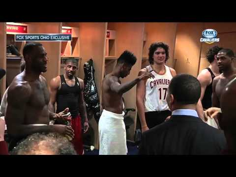Cleveland Cavaliers locker room reaction to Tyronn Lue named All-Star coach